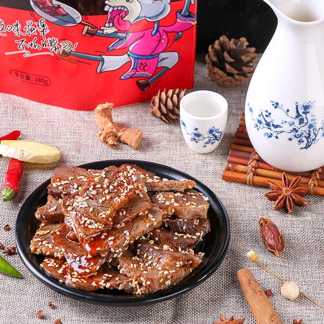 180g即食驴肉(香辣)