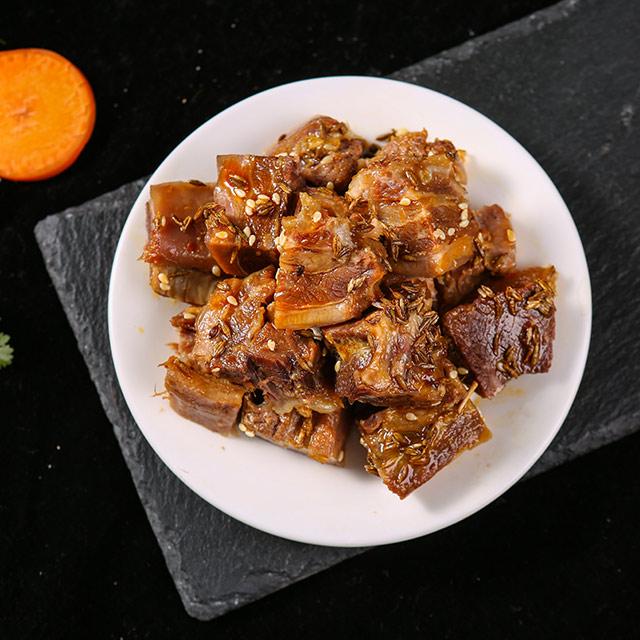 108g即食驴肉(孜然)