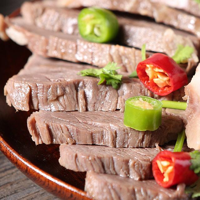 180g即食驴肉(卤香)