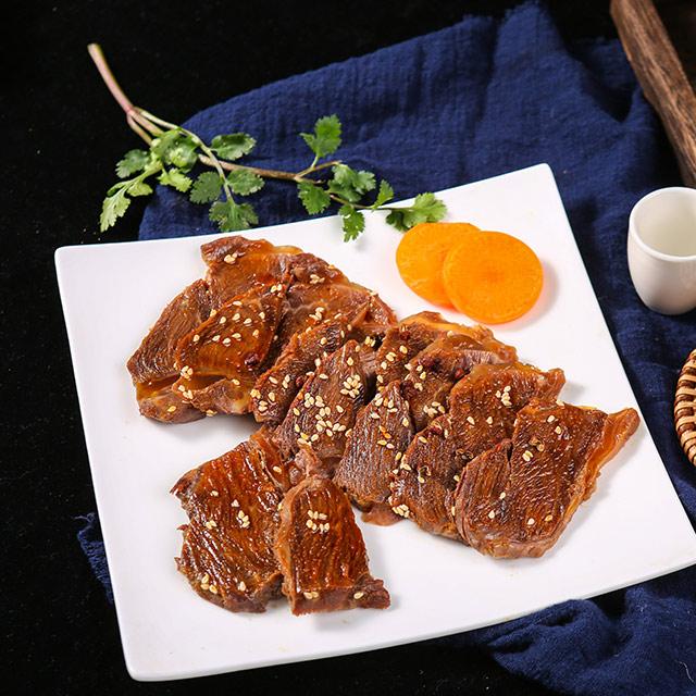 180g即食驴肉(麻辣)