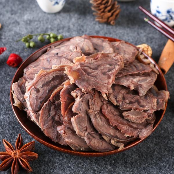你找的河北驴肉熟食进货货源安全嘛?