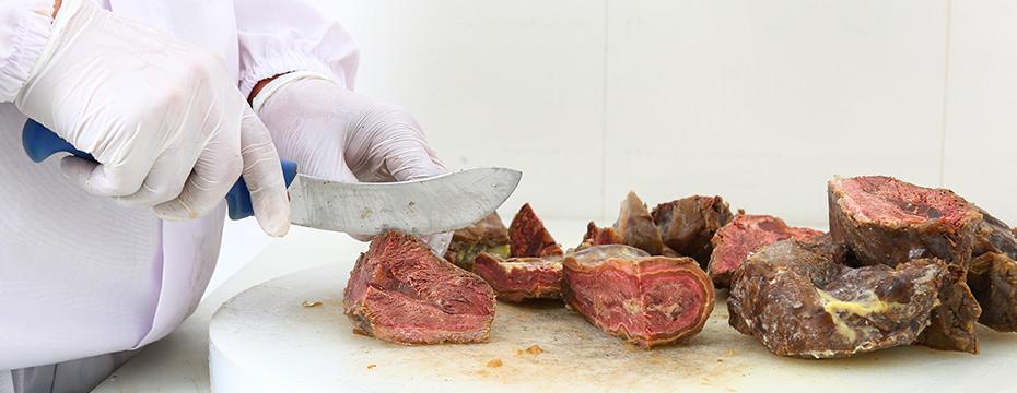 熟驴肉批发采购市场给您最安全的驴肉原材料